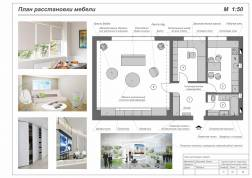 Дизайн інтер'єру житлових приміщень – квартири, дачі, будинки, котеджі