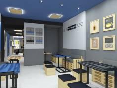 Дизайн інтер'єру нежитлових приміщень магазину, ресторану, клубу, офісу