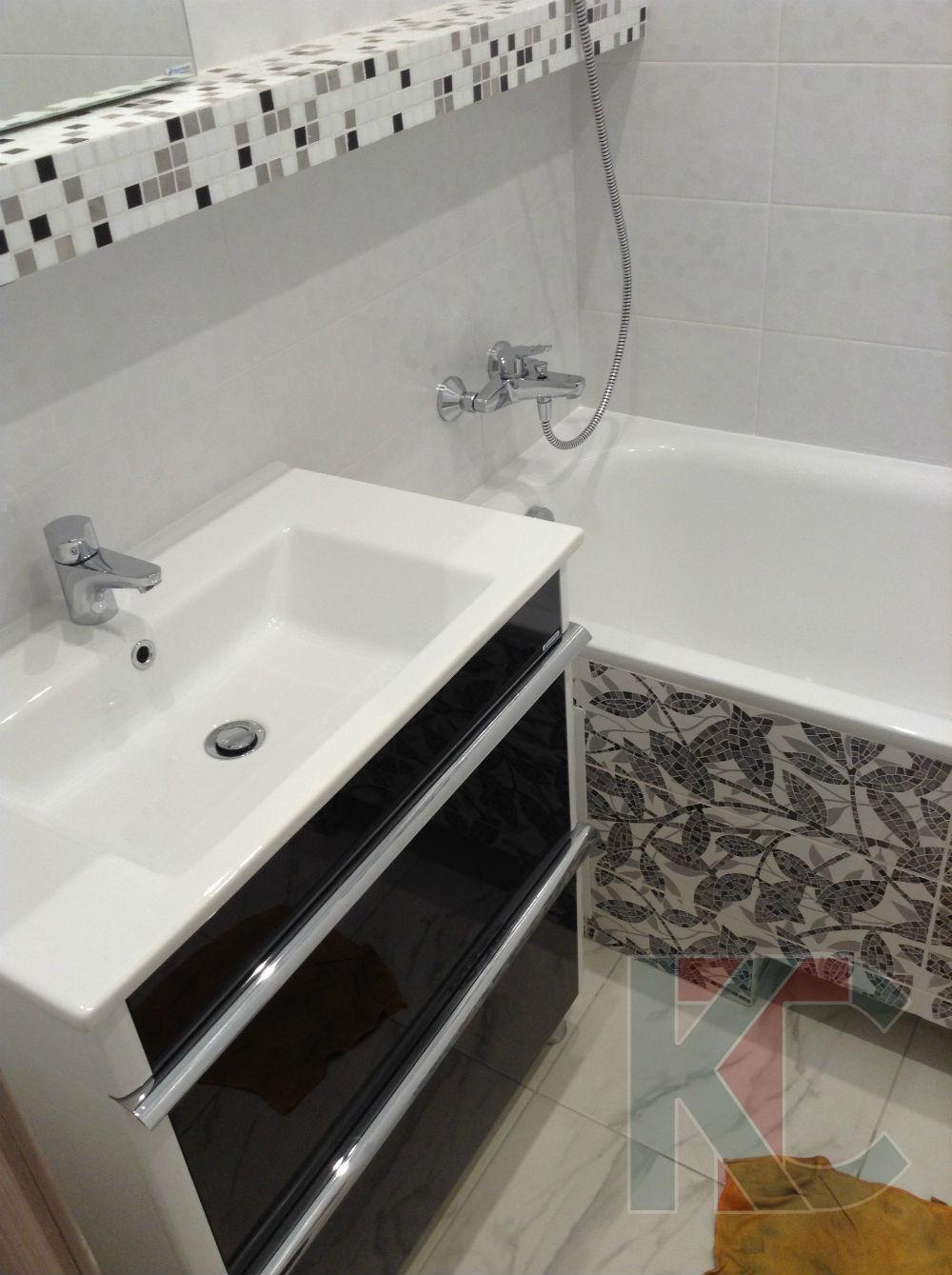Ремонт ванной комнаты 9 смеситель тритон купить в спб